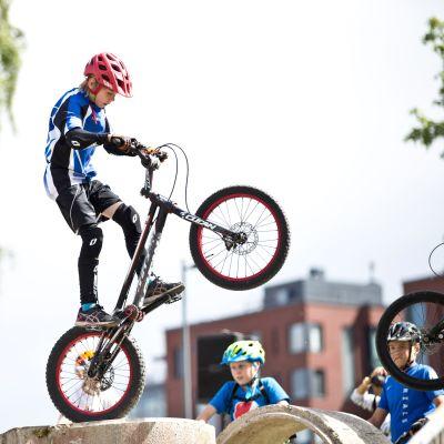 Polkupyörä Trial