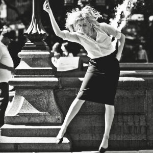 Greta Gerwig elokuvassa Frances Ha