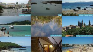 Kuvakooste Galician maakunnasta