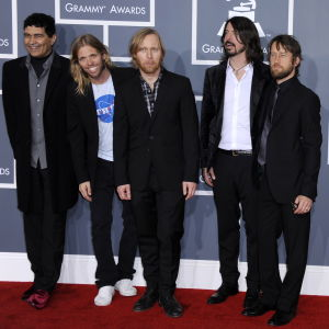 foo fighters på grammy awards