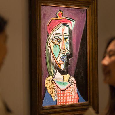 Uutta skannaustekniikkaa on käytetty muun muassa Pablo Picasson töiden tutkimiseen.