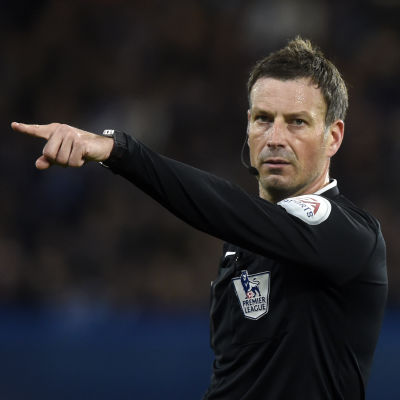 Mark Clattenburg.
