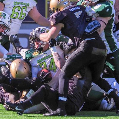 Kuva ottelusta Seinäjoki Crocodiles vastaan Porvoo Butchers 01.06.2017.