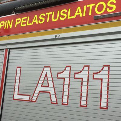 Palokunta, pelastuslaitos