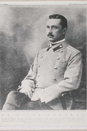 Vanha arkistokuva Mannerheimista