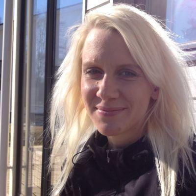 Sandra Eriksson, 2014.