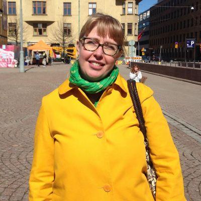 Sanna Karlsson blev uppsagd i augusti 2017.