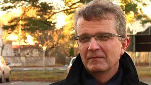 Hangös tekniska chef Jukka Takala.