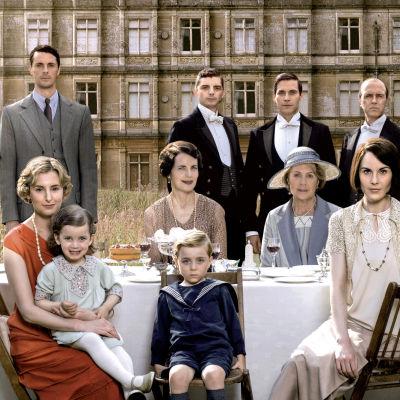Downton Abbeyn erikoisjakson pääkuva