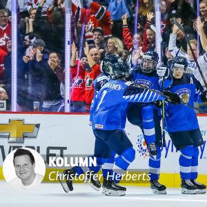 Finland: Juniorvärldsmästare 2014, 2016 och 2019.