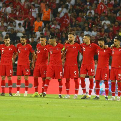 I lördags vann Turkiet på hemmaplan över Frankrike med 2–0.