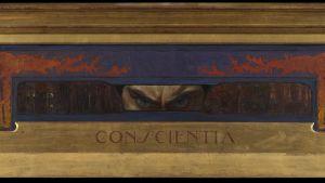 Conscientia (1897). Konst som visades på konstmässan Tefaf i Maastricht 2016