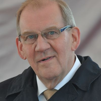 Riksdagens generalsekreterare Seppo Tiitinen