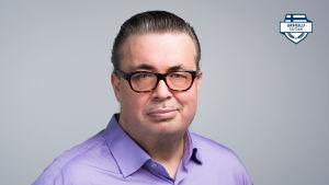 Urheilu-Suomen toimittaja Pekka Laine