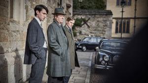 Nuori Morse -sarjasta nähdään uusi viides tuotantokausi.
