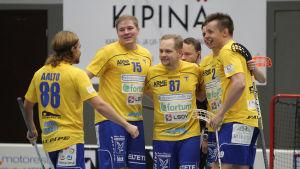 Spelare från Lovisa Tor, säsongen 2017-2018