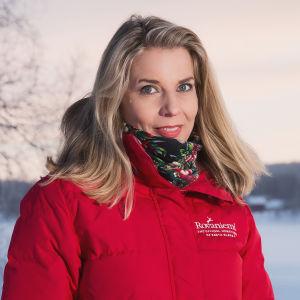 Yle Lapin uusi päällikkö Riikka Heikkilä