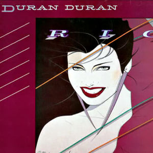 Kuva Duran Duran -yhtyeen Rio-levyn kannesta.