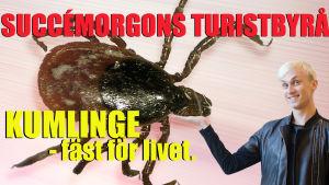 Reklam för Kumlinge.