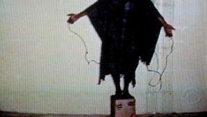 Fånge i Abu Ghraib