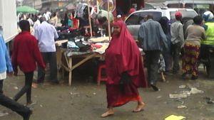De nordligaste provinserna i Kenya bebos mest av somalispråkiga.