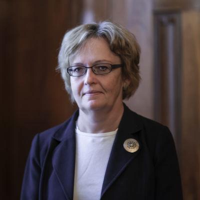 Anne Ekstrand , Stadsjurist i Jakobstad