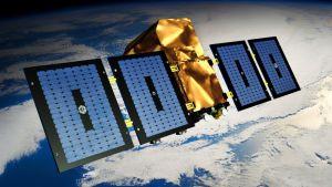 Euroopan Avaruusjärjestön ESA:n avaruussatelliitti Altius