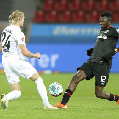 Fredrik Jensen FC Augsburg
