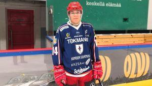 Jääkiekkoilija Markus Still