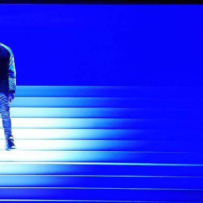 kanye west på scen