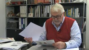Helmut Becker vid IWK-institutet i München