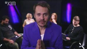 Dan Granqvist är programledare för Sex & Sånt.