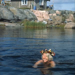 Tove Jansson simmar.