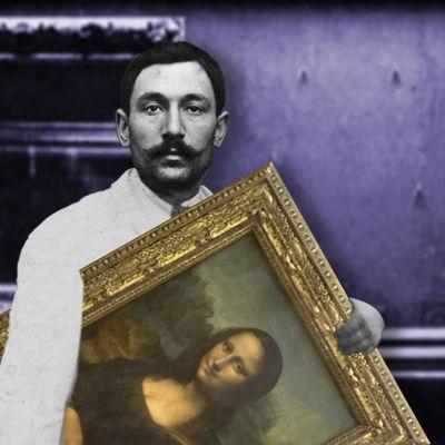 Mona Lisan vuonna 1911 varastanut Vincenzo Peruggia