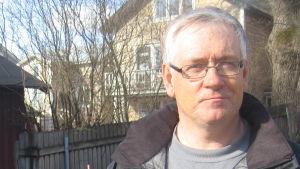 Sven Stenlund jobbar för Thomas Blomqvist