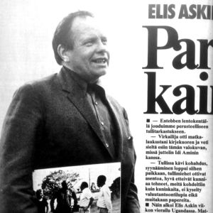 Elis Ask i Seura 1977