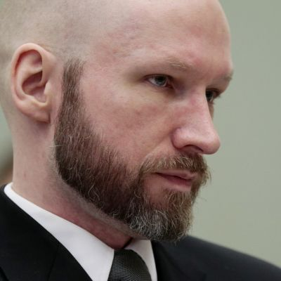 Anders Breivikin kasvokuva