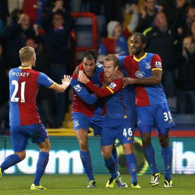 Crystal Palace, december 2013
