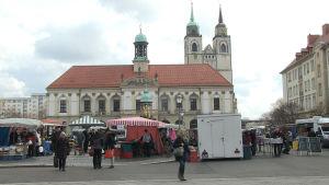 Rådhuset i Magdeburg
