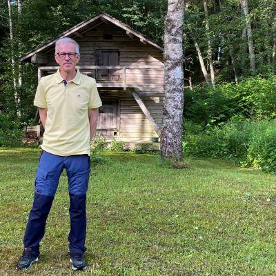 Lappeenrantalainen keskustan kansanedeustaja Ari Torniainen.