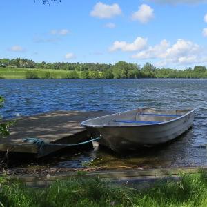 Dalkarby träsk i Jomala är en av vattentäkterna som Ålands Vatten Ab använder för att förse ålänningarna med dricksvatten