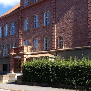 Ristikari skola i Jakobstad.
