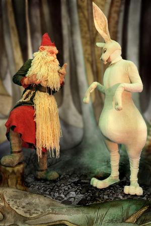 Tomten och Den vita haren, 1998