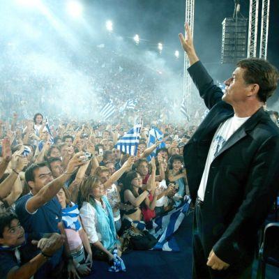 Yle Futiskesä Kreikka EM-kultaa 2004