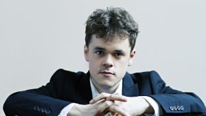 pianisti Benjamin Grosvenor