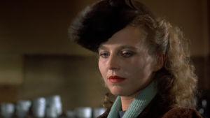 Hanna Schygulla elokuvassa Maria Braunin avioliitto (1979).