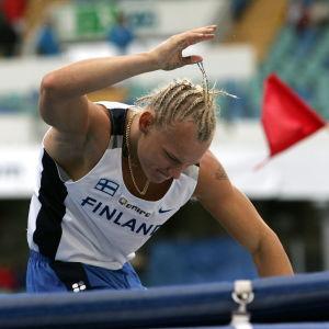 Matti Mononen var nära en EM-medalj för tio år sedan. Nu tävlar han igen.