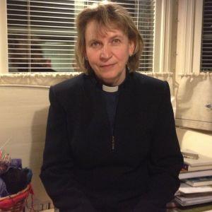 Sjukhusprästen Ann-Sofi Storbacka