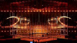 Eurovisionens scen 2014.