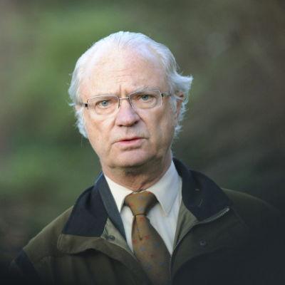Kungen på jakt i november 2010